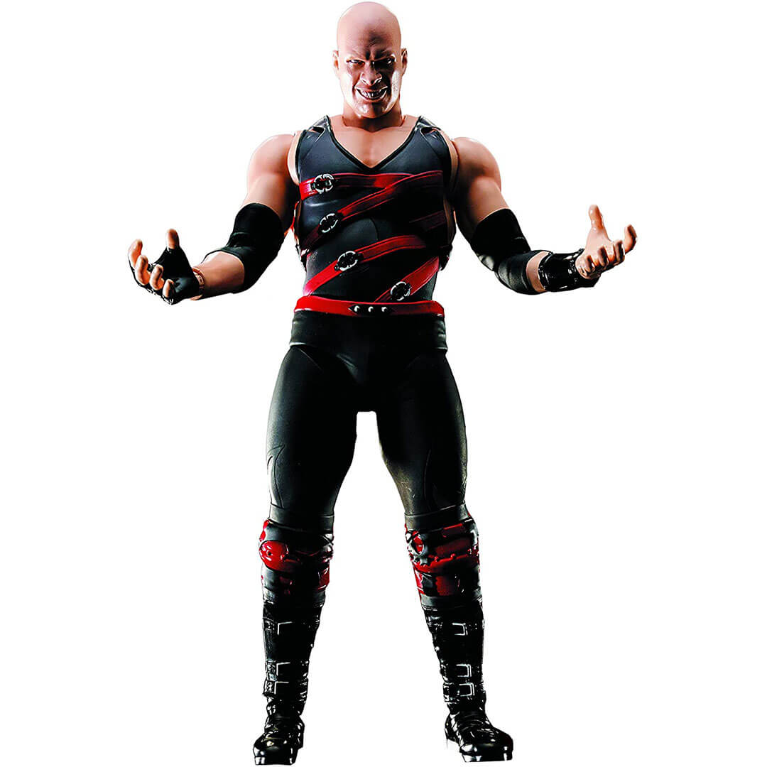 WWE Superstar Series Kane Figure by SH Figuarts -SH Figuarts - India - www.superherotoystore.com