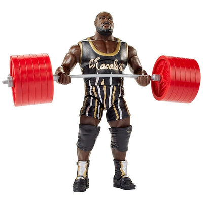 WWE Elite Collection Mark Henry Figure by Mattel -Mattel - India - www.superherotoystore.com