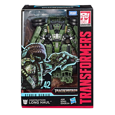 Transformers Studio Series Voyager Class Long Haul Figure by Hasbro -Hasbro - India - www.superherotoystore.com