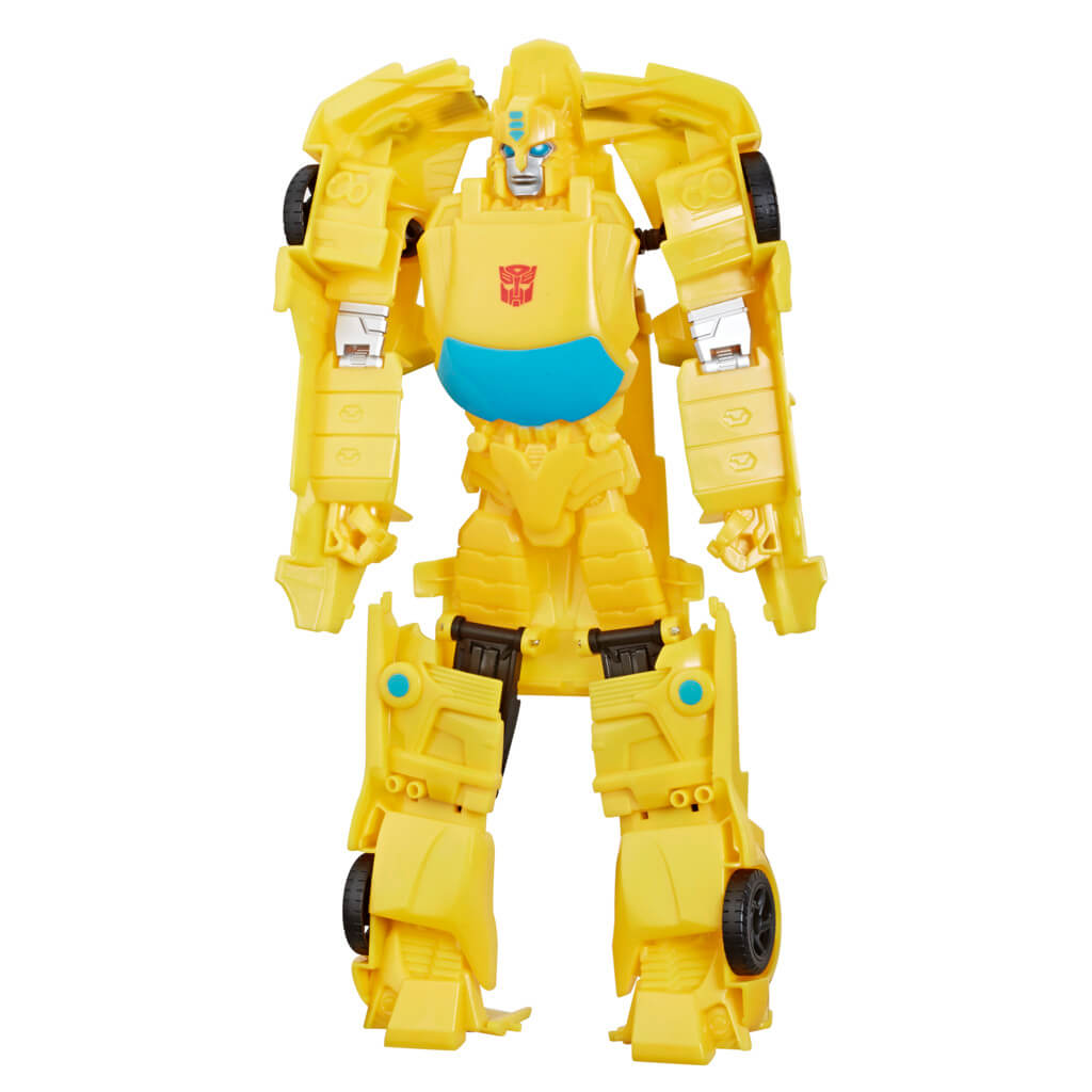 Transformers Athentics Titan Changers Bumblebee Figure by Hasbro -Hasbro - India - www.superherotoystore.com