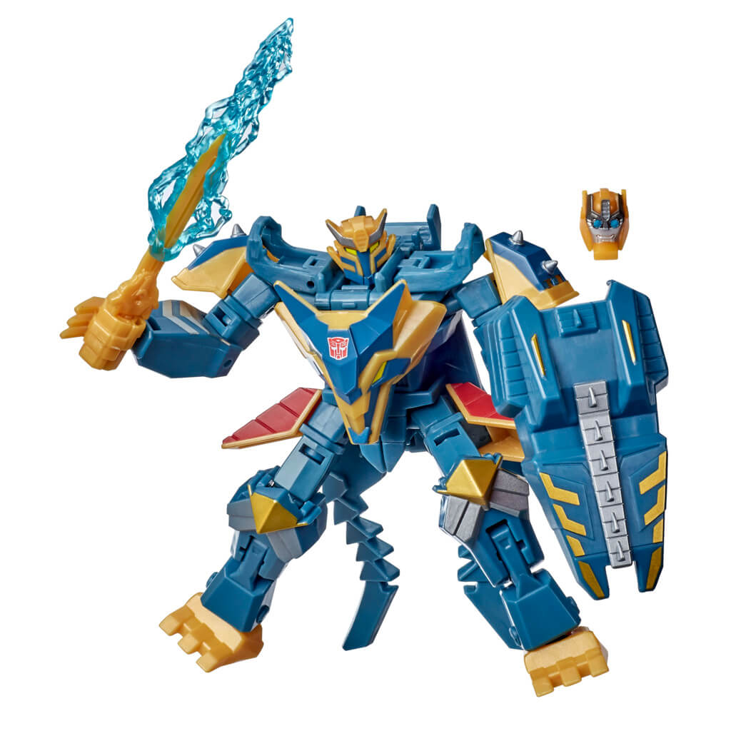 Transformers Cyberverse Deluxe Thunderhowl Figure by Hasbro -Hasbro - India - www.superherotoystore.com
