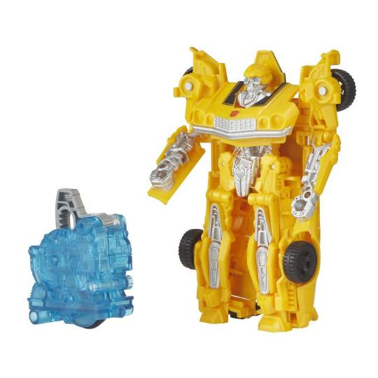 Bumblebee Movie Chevrolet Camaro Bumblebee Energon Igniters Series Figure by Hasbro