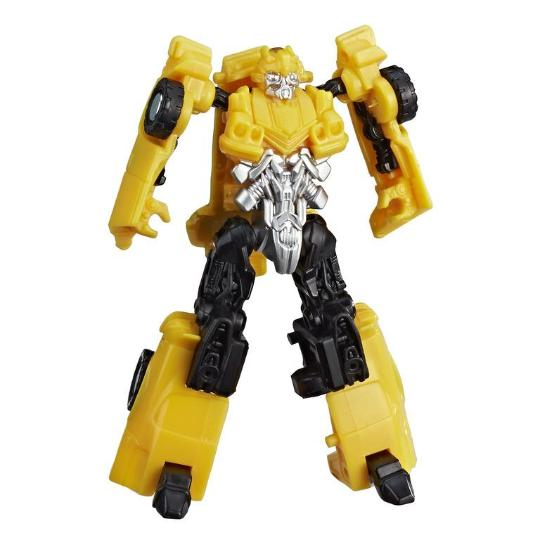 Bumblebee Movie Chevrolet Camaro Bumblebee Energon Igniters Speed Series Figure by Hasbro