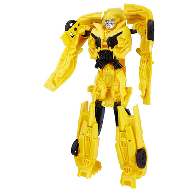 Transformers The Last Knight: Bumblebee Titan Changer Figure by Hasbro -Hasbro - India - www.superherotoystore.com