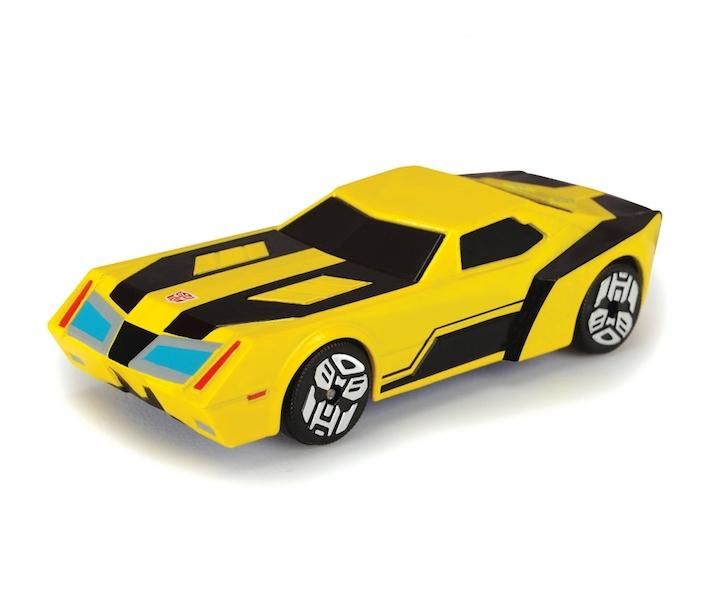 Transformers Robots in Disguise Bumblebee Die-Cast Car by Dickie Toys