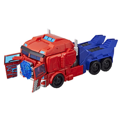 Transformers Cyberverse Optimus Prime Figure by Hasbro