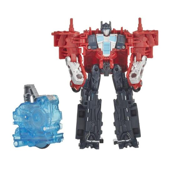 Bumblebee Movie Optimus Prime Energon Igniters Power Plus Figure by Hasbro