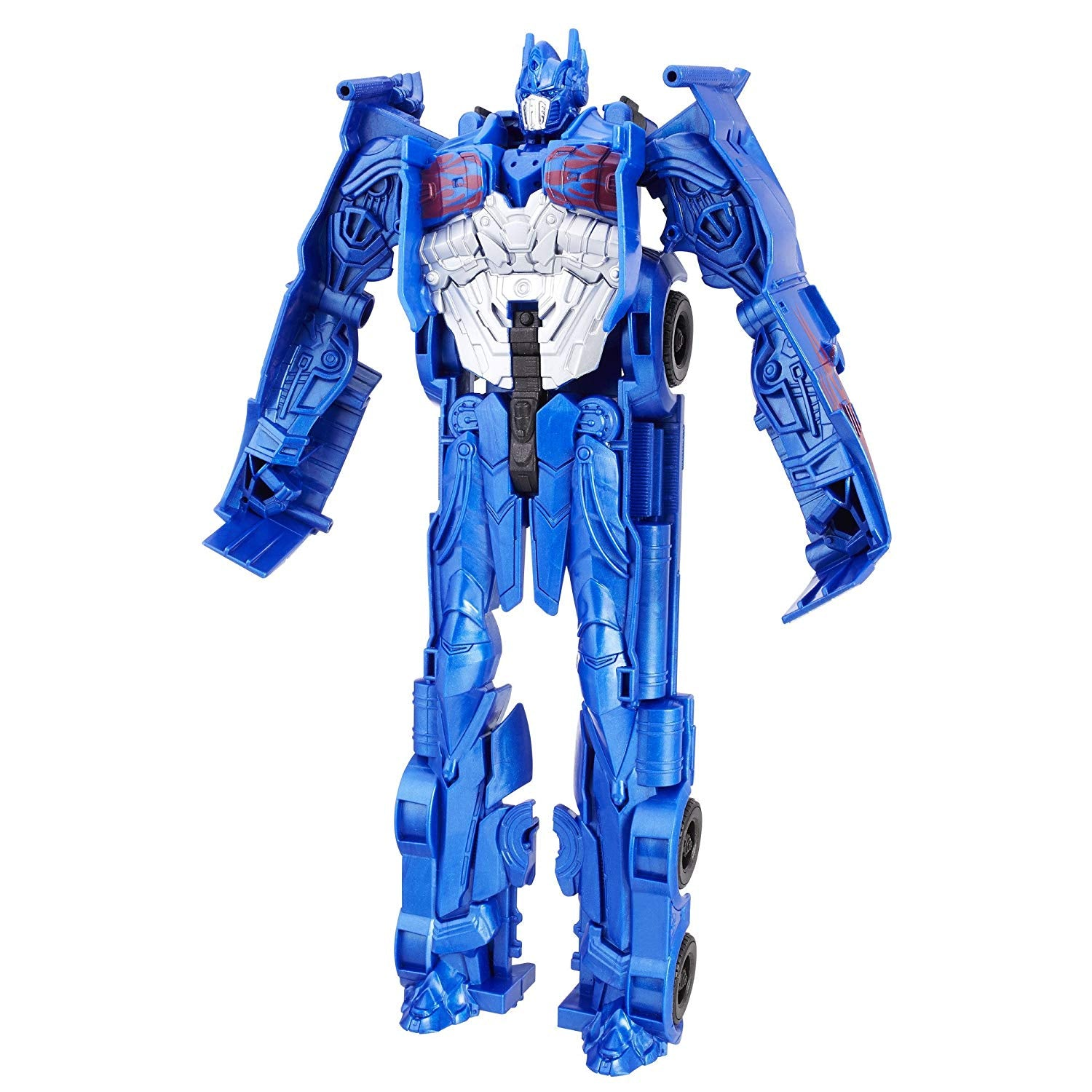 Transformers The Last Knight: Titan Changer Optimus Prime Figure by Hasbro