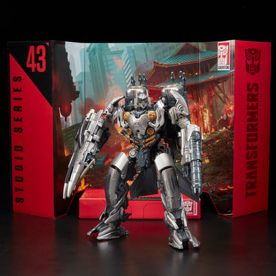 Transformers Studio Series Voyager Class KSI Boss Figure by Hasbro -Hasbro - India - www.superherotoystore.com