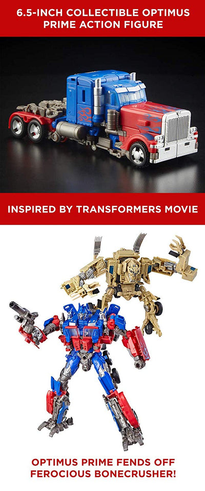 Transformers Studio Series Voyager Class Optimus Prime Figure by Hasbro