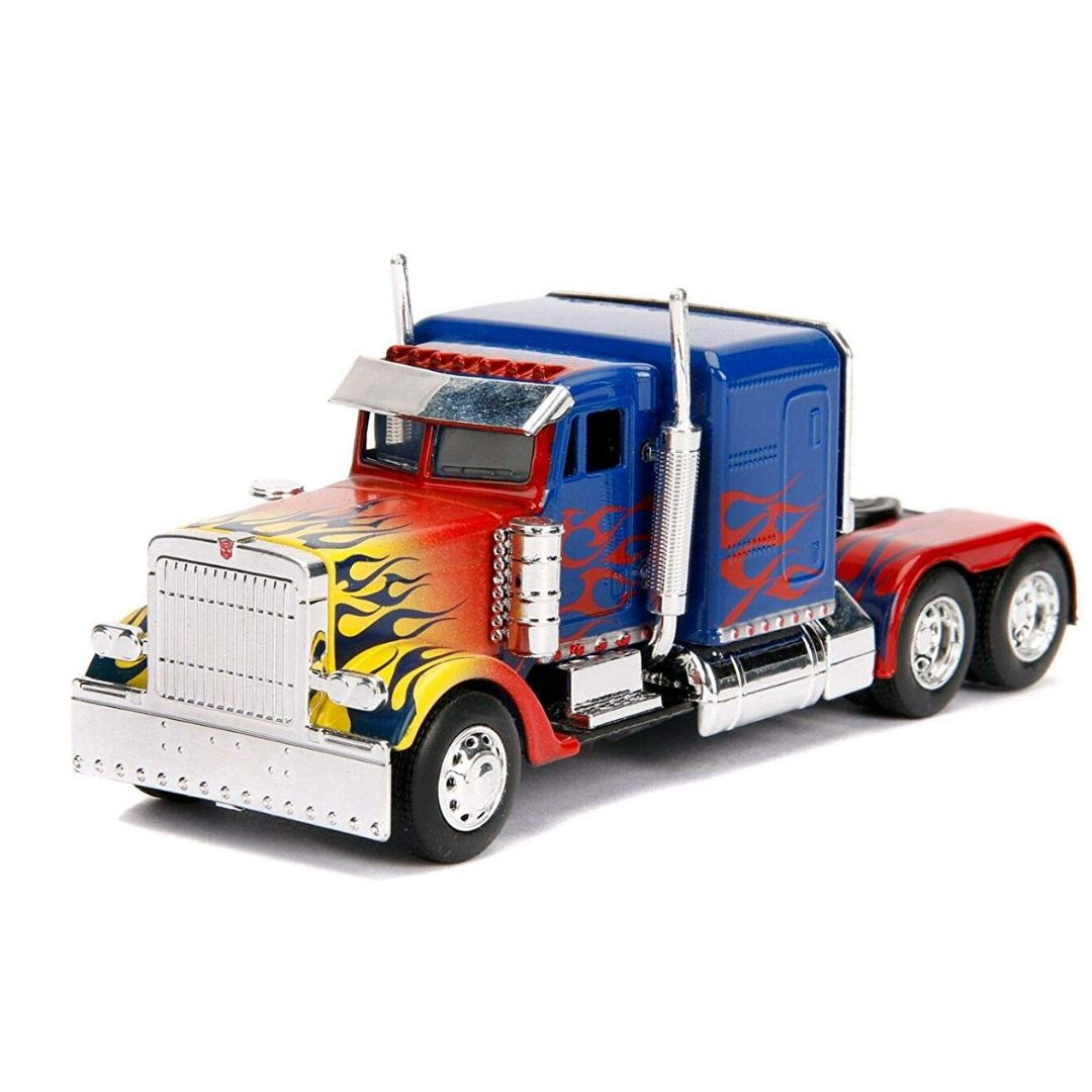 Transformers 1:32 Scale Optimus Prime Die-Cast Car by Jada Toys