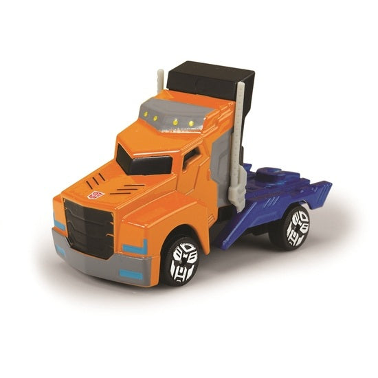 Transformers Robots in Disguise Neon Optimus Prime Die-Cast Car by Dickie Toys
