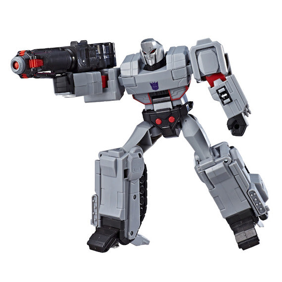 Transformers Cyberverse Megatron Figure by Hasbro -Hasbro - India - www.superherotoystore.com