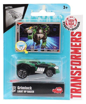 Transformers Robots in Disguise Light-Up Grimlock Die-Cast Car by Dickie Toys