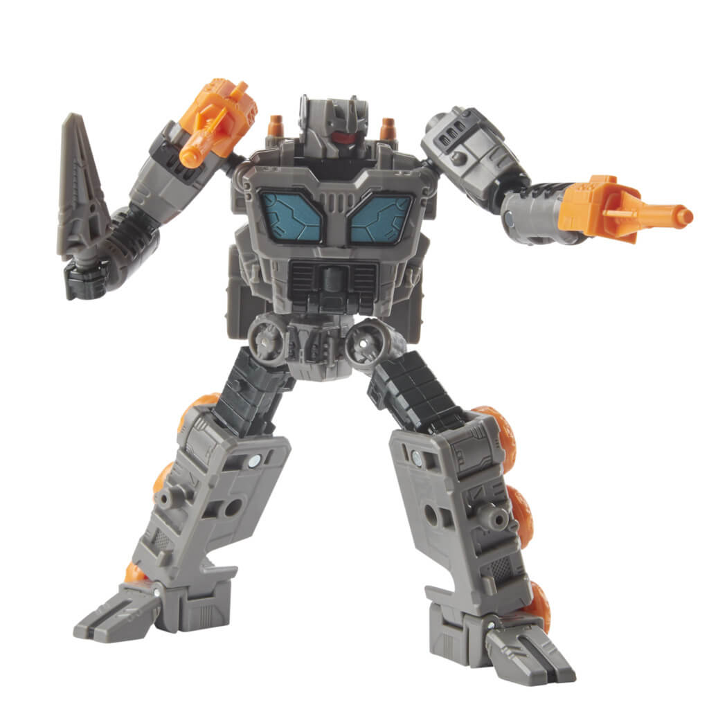 Transformers Earthrise War for Cybertron Decepticon Fasttrack Figure by Hasbro -Hasbro - India - www.superherotoystore.com