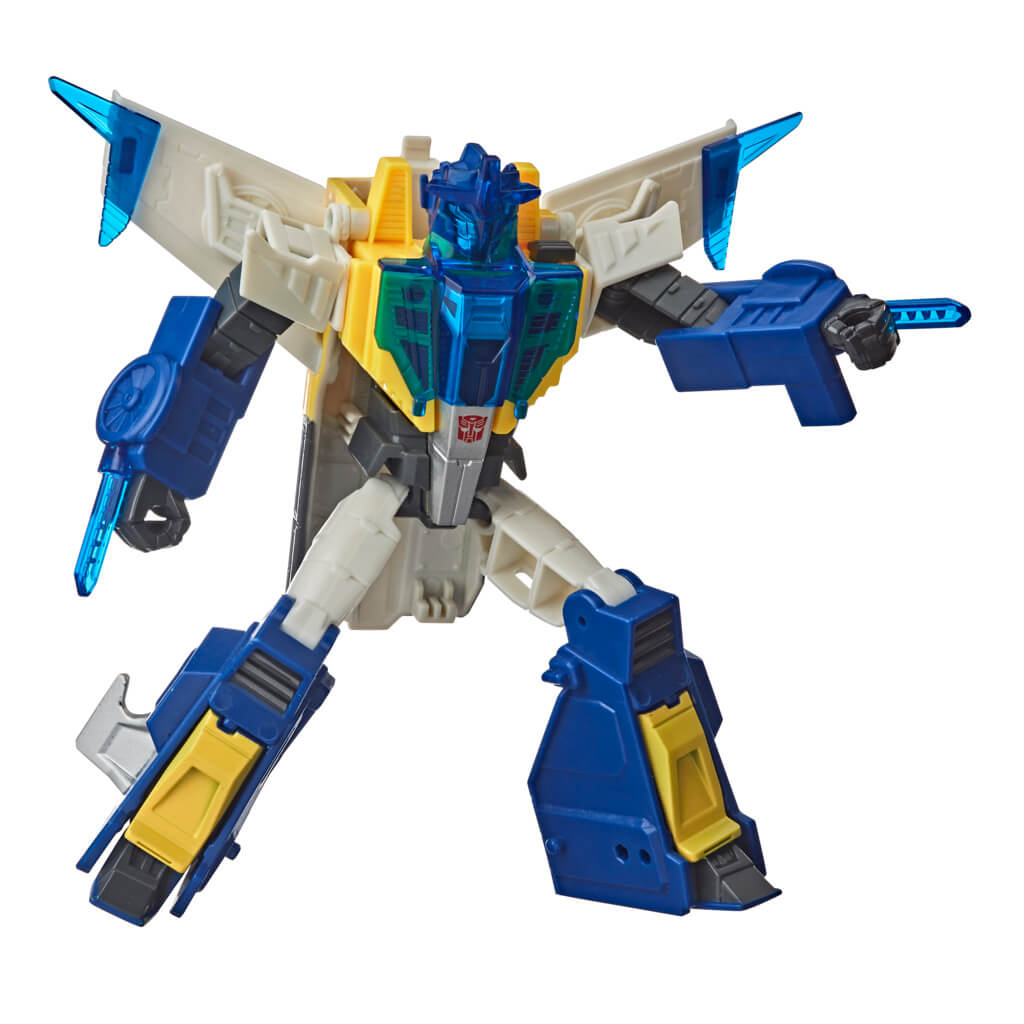 Transformers Cyberverse Battle Call Meteorfire Figure by Hasbro -Hasbro - India - www.superherotoystore.com