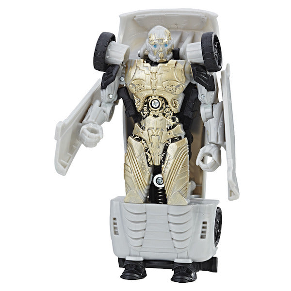 Transformers The Last Knight: Cogman One Step Changer Figure by Hasbro