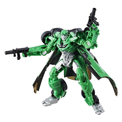 Transformers The Last Knight: Crosshairs Premier Figure by Hasbro