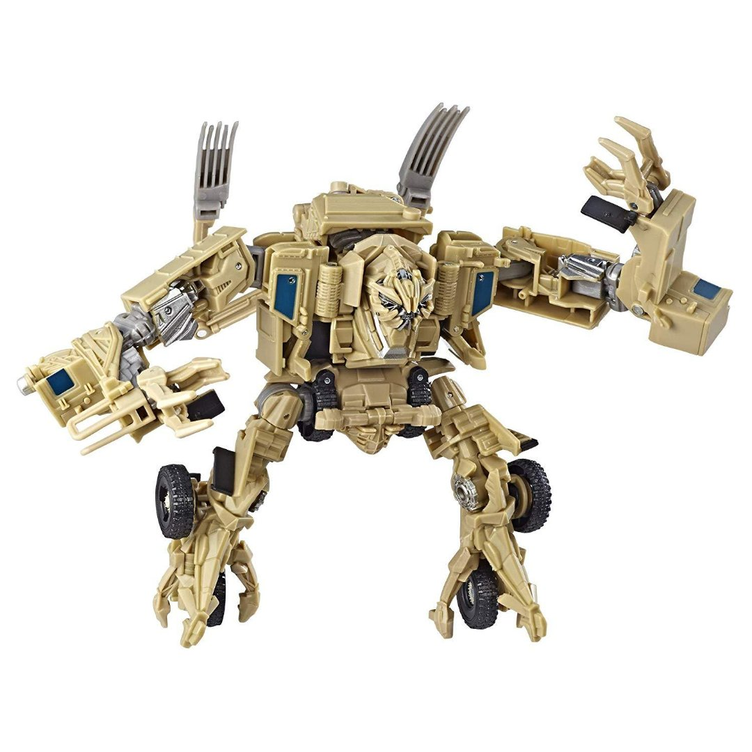Transformers Studios Series Voyager Class Bonecrush Figure by Hasbro