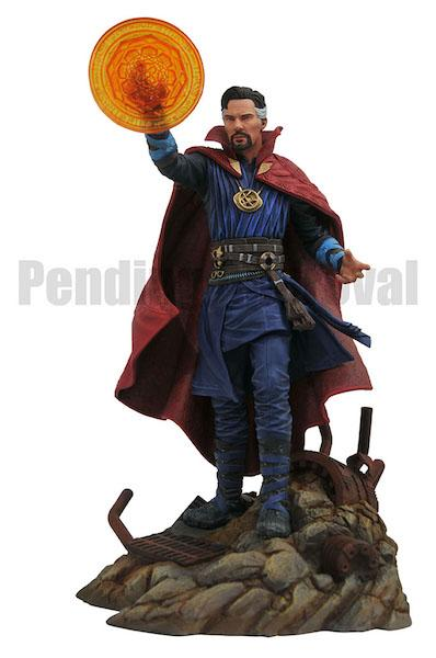 Marvel Gallery: Avengers Infinity War: Doctor Strange PVC Statue by Diamond Select Toys