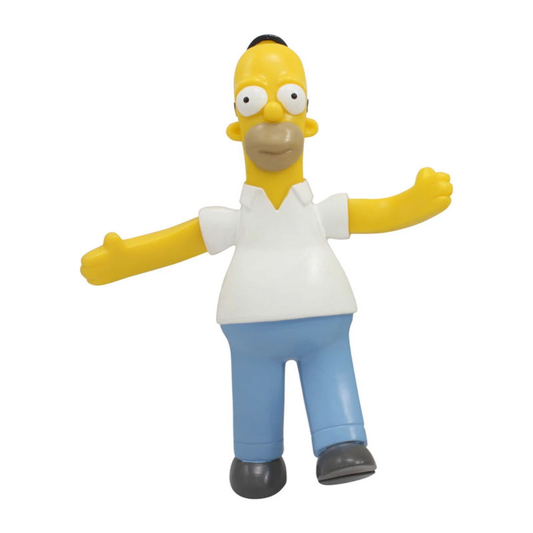 Homer Simpson Bendable Figure by NJ Croce