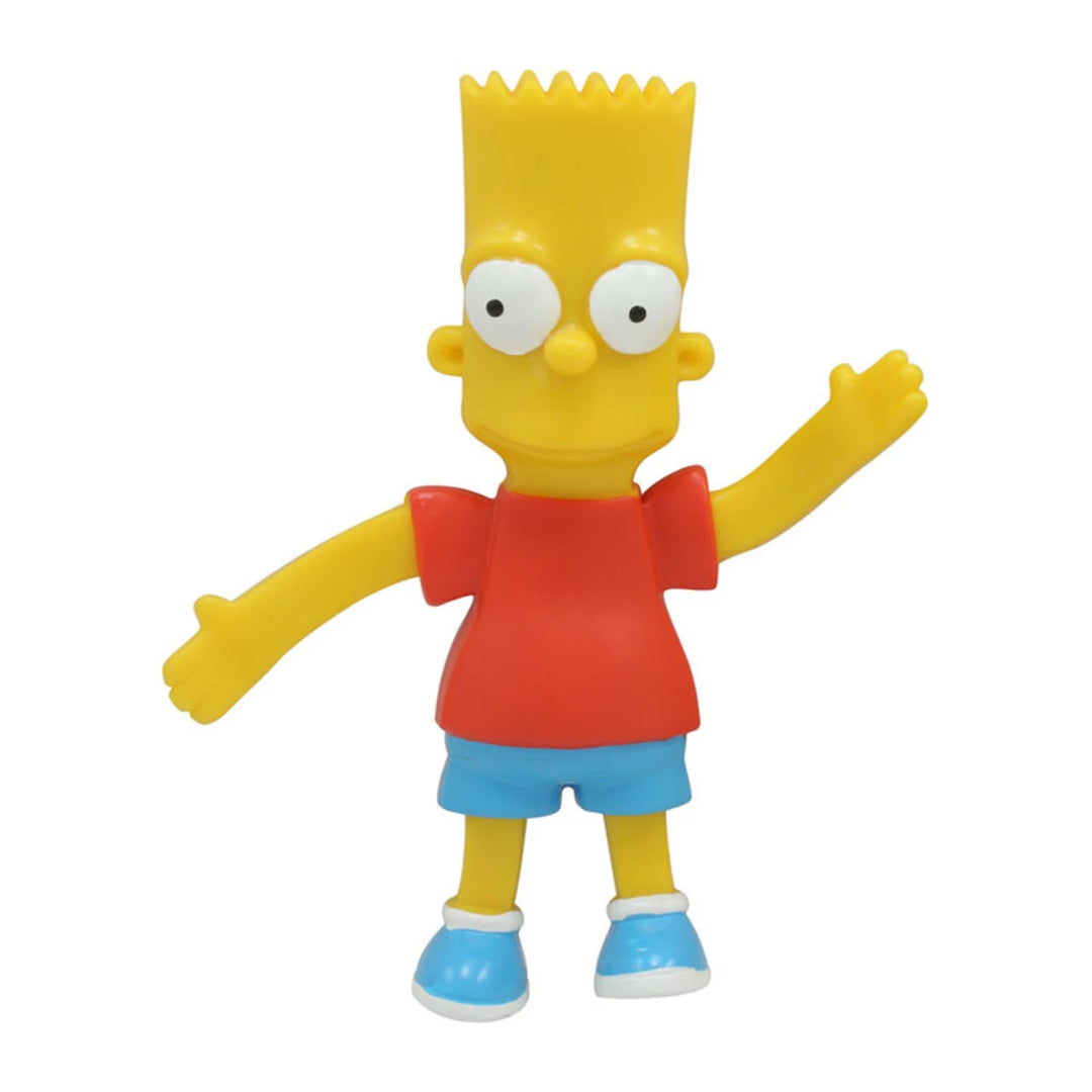 Bart Simpson Bendable Figure by NJ Croce -NJ Croce - India - www.superherotoystore.com