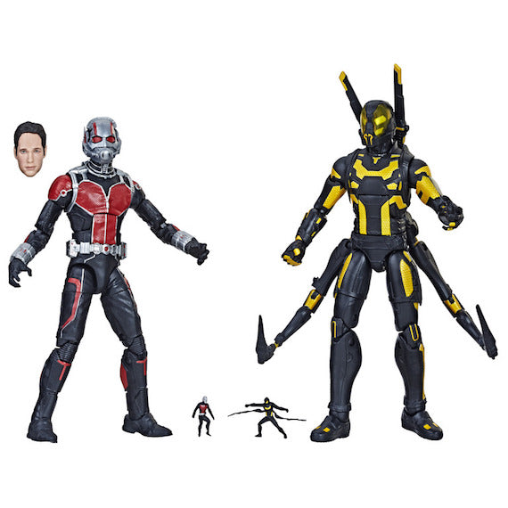 Marvel Studios The First Ten Years Ant Man and Yellow Jacket 2 Pack by Hasbro