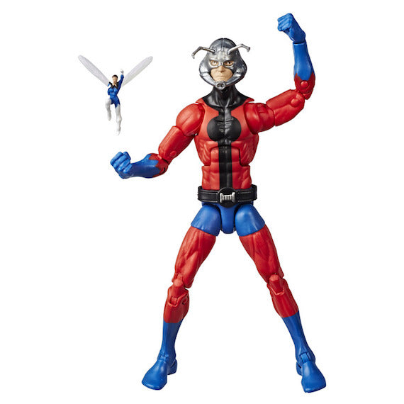 Marvel Legends Vintage Wave Ant Man Figure by Hasbro