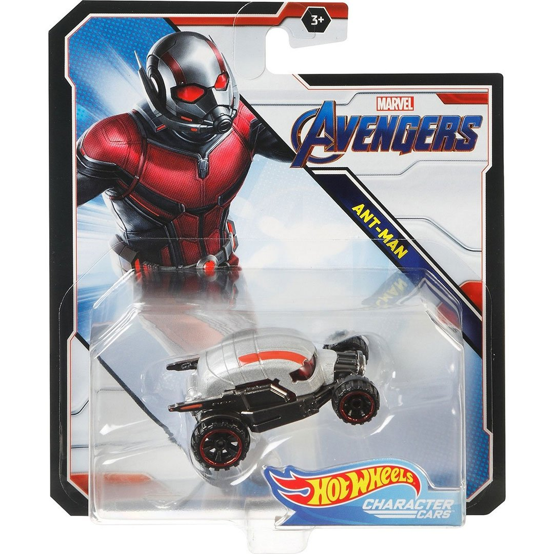 Avengers Ant Man 1:64 Scale Die-Cast Car by Hot Wheels
