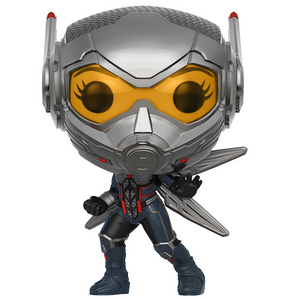 Ant Man & The Wasp: Wasp Vinyl Bobble-Head by Funko