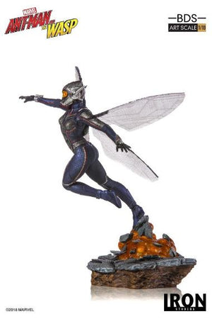 Ant Man & The Wasp - Wasp 1:10th Art Scale Statue by Iron Studios