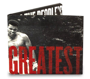 Muhammed Ali - The Greatest Mighty Wallet by Dynomighty