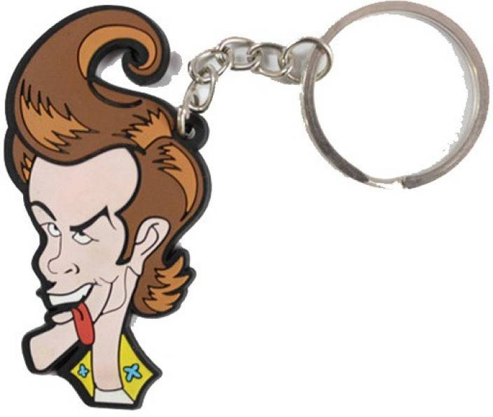 Ventura Keychain by Graphicurry -Graphicurry - India - www.superherotoystore.com