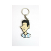 Messi Keychain by Graphicurry -Graphicurry - India - www.superherotoystore.com