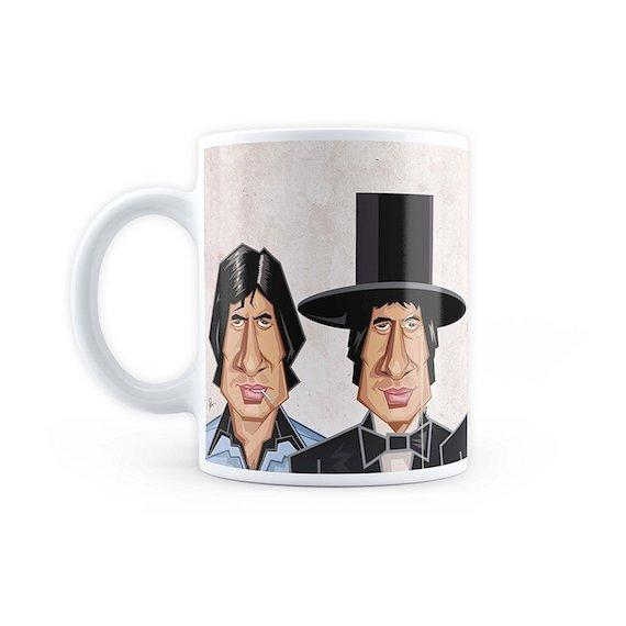 Amitabh the Legend Art Mug by Graphicurry -Graphicurry - India - www.superherotoystore.com