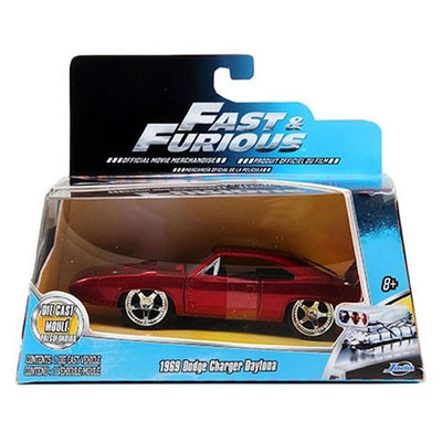 Fast & Furious 1:32 Scale Dodge Charger Daytona Die-Cast Car by Jada Toys