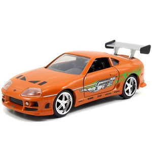 Fast & Furious 1:32 Scale Brians Toyota Supra Die-Cast Car by Jada Toys