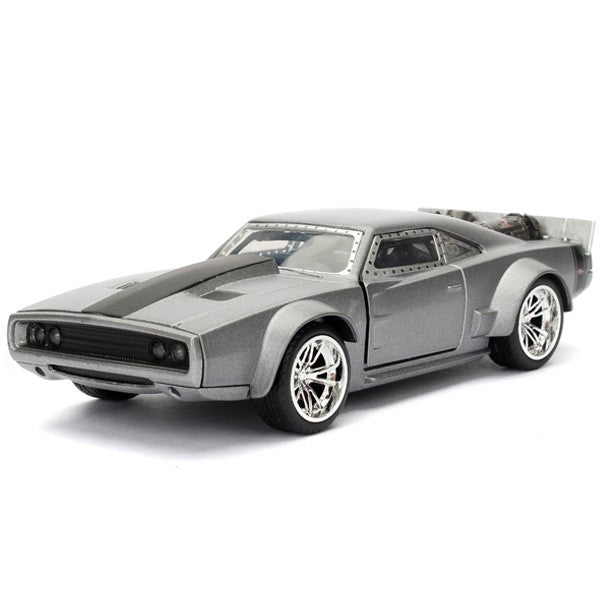 Fast & Furious 1:32 Scale Doms Ice Charger Die-Cast Car by Jada Toys