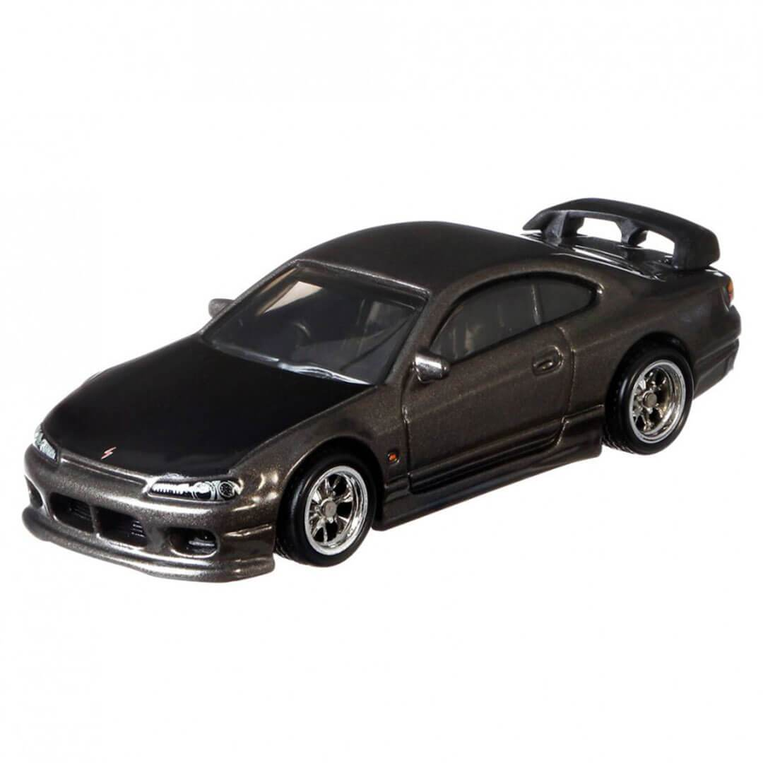 Real Riders Fast & Furious Fast Tuners Nissan Silvia Die-Cast Car by Hot Wheels -Hot Wheels - India - www.superherotoystore.com