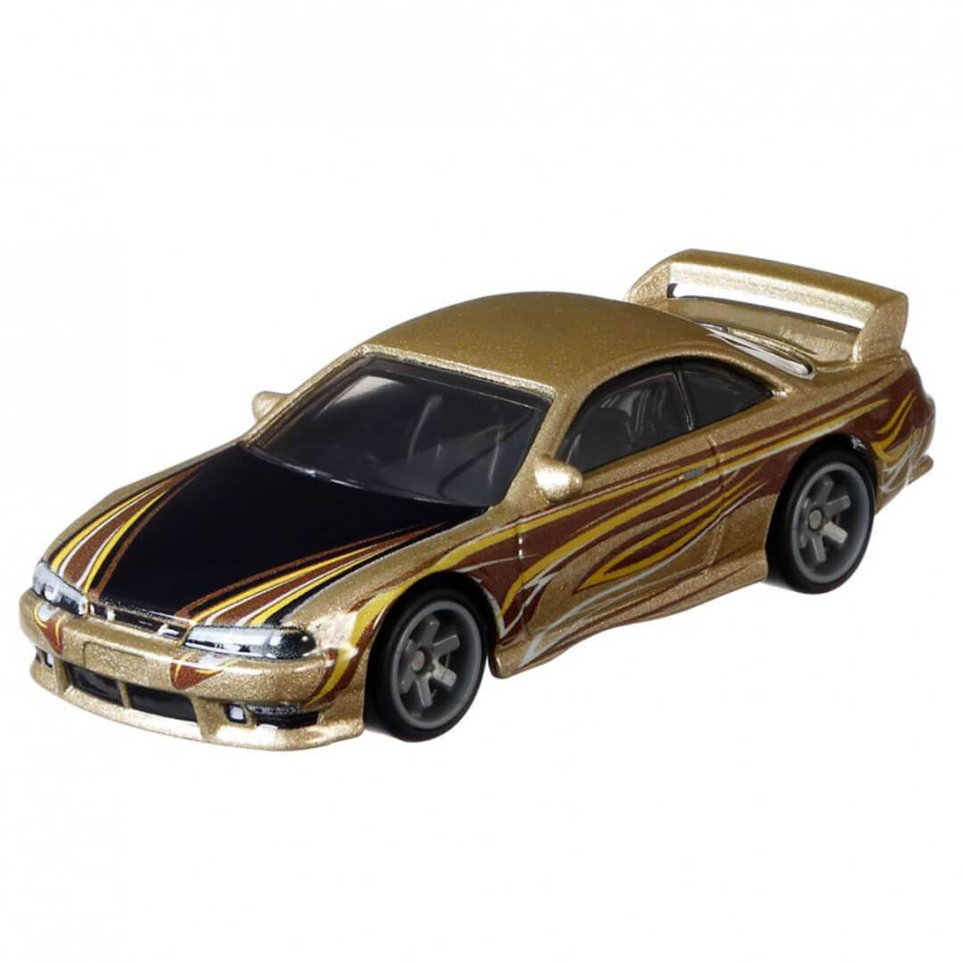 Real Riders Fast & Furious Fast Tuners Nissan 240 SX Die-Cast Car by Hot Wheels -Hot Wheels - India - www.superherotoystore.com