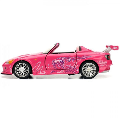Fast & Furious 1:32 Scale Suki's Honda S2000 Die-Cast Car by Jada Toys