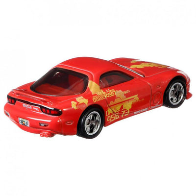 Real Riders Fast & Furious Fast Tuners Mazda RX-7 Die-Cast Car by Hot Wheels -Hot Wheels - India - www.superherotoystore.com
