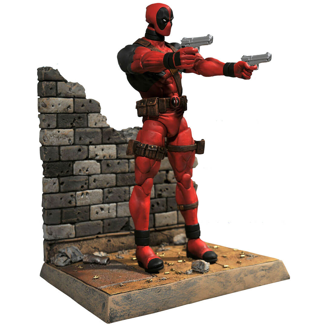 Deadpool Action Figure by Diamond Select Toys -Diamond Select toys - India - www.superherotoystore.com
