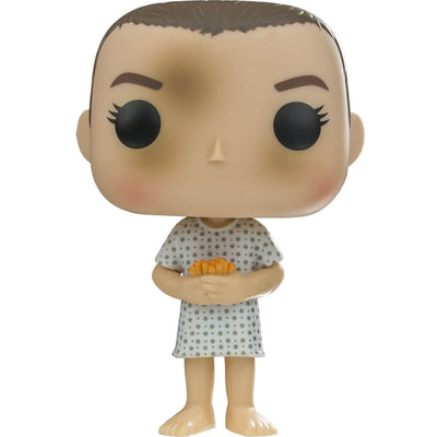 Stranger Things Eleven in Hospital Gown Pop! Vinyl Figure by Funko -Funko - India - www.superherotoystore.com