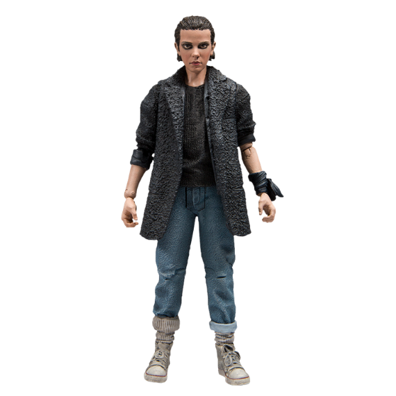 Stranger Things - Punk Eleven Action Figure by Mcfarlane Toys