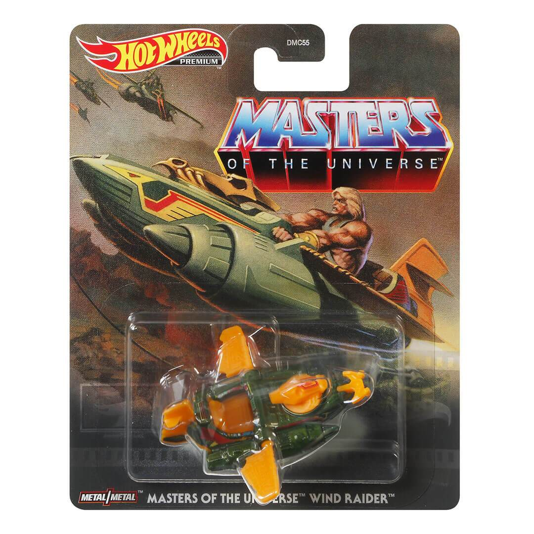 Masters of the Universe Wind Raider 1:64 Scale Die-Cast Car by Hot Wheels -Hot Wheels - India - www.superherotoystore.com
