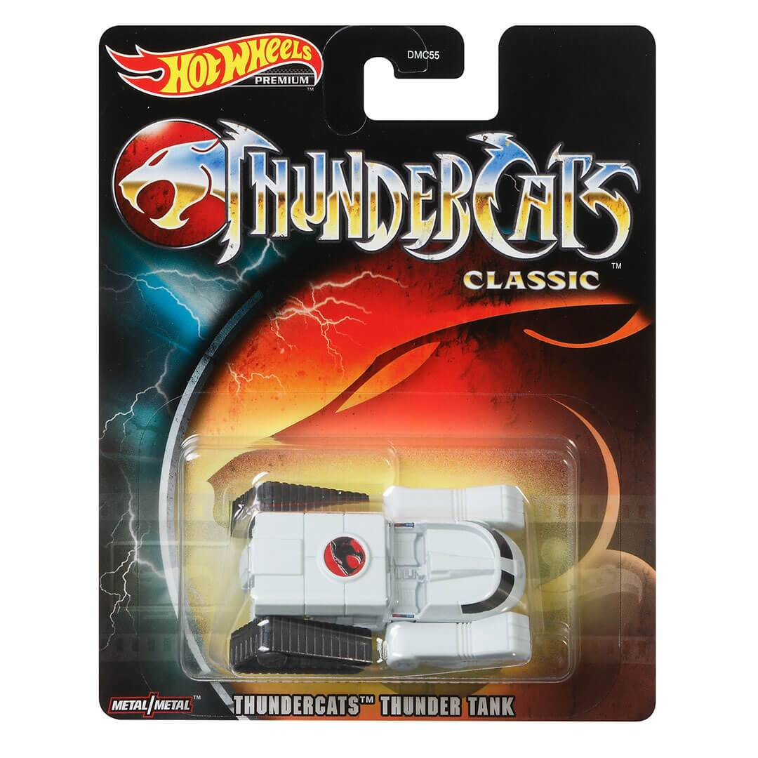 Thundercats ThunderTank 1:64 Scale Die-Cast Car by Hot Wheels -Hot Wheels - India - www.superherotoystore.com