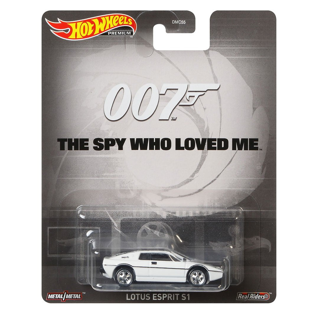 James Bond: The Spy Who Loved Me Lotus Esprit 51 Die-Cast Car by Hot Wheels -Hot Wheels - India - www.superherotoystore.com