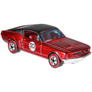 50 Anniversary Original Collection Custom 67 Mustang Die-Cast Car by Hot Wheels