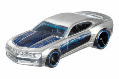 50 Anniversary ZAMAC Edition Chevy Camaro Concept Die Cast Car by Hot Wheels -Hot Wheels - India - www.superherotoystore.com